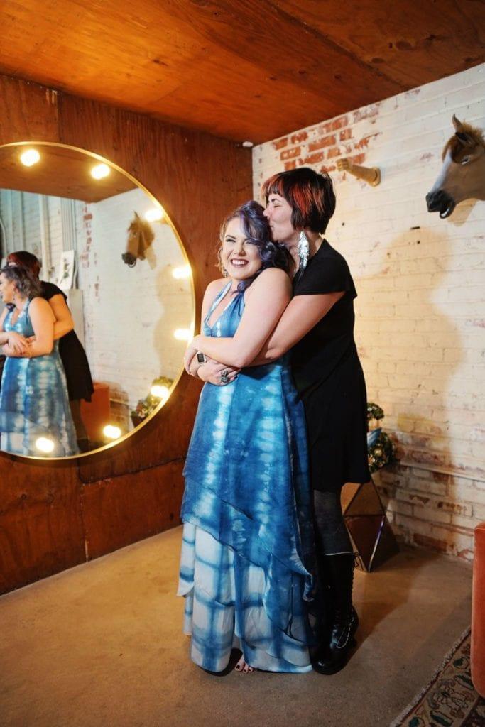 Amber Clisura - Salt Clothing - Wedding Dress